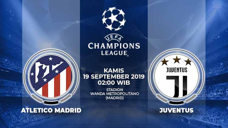 Atletico Madrid vs Juventus